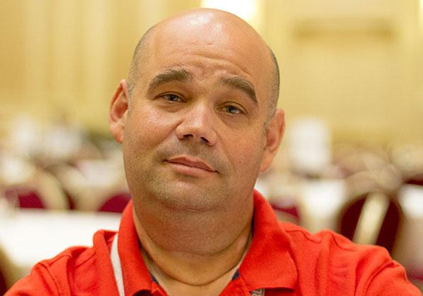 ארז עציון, מנהל מכירות בנוטניקס ישראל. צילום: אור יעקב