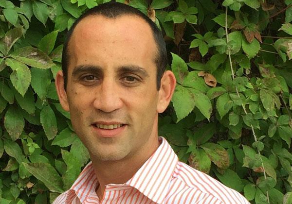 """איציק פינקל, סמנכ""""ל מכירות באינטגריטי תוכנה. צילום: יח""""צ"""