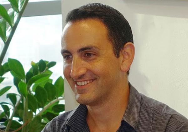 אורי גבאי, ראש תחום אסטרטגי בלשכת המדען הראשי. צילום: פלי הנמר