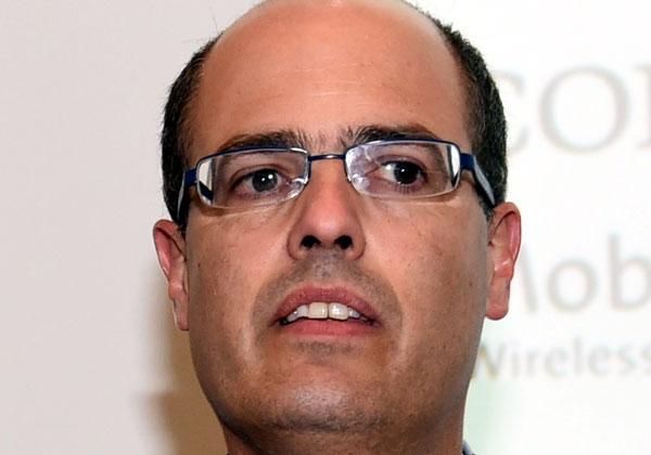 אבי חסון, המדען הראשי. צילום: חיים בכר