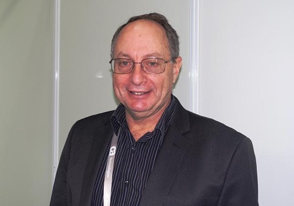 """סטיב פיירסטון, מנכ""""ל יחידת האבטחה העסקית ומהנדס נבחר ב-CA Technologies. צילום: פלי הנמר"""