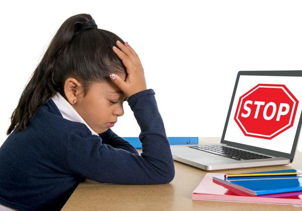 האלימות ברשת נגד ילדים ובני נוער גואה. צילום אילוסטרציה: BigStock