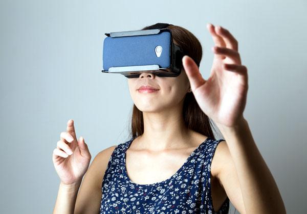 החינוך בכאילו. משקפי מציאות מדומה. צילום אילוסטרציה: BigStock