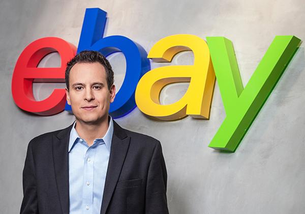 אלעד גולדנברג, מנהל פעילות עסקית, eBay ישראל. צילום: אייל טואג