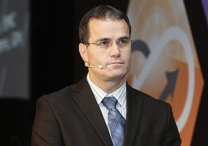 """ארז צור, יו""""ר משותף של האיגוד הישראלי לתעשיות מתקדמות. צילום: ניב קנטור"""