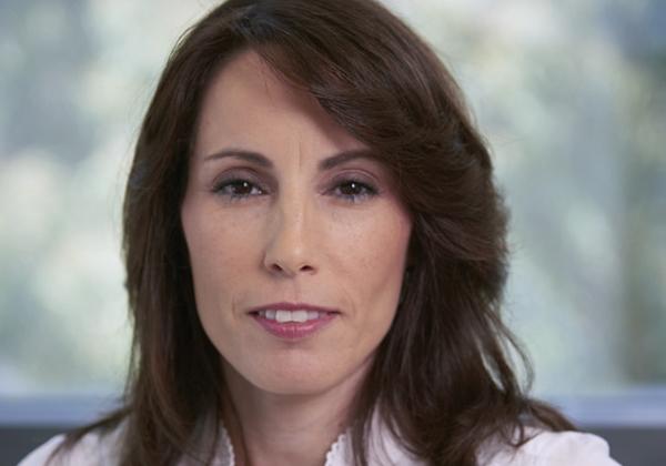 """חנה שראל, מנכ""""לית מידעטק. צילום: עמרי מירון"""