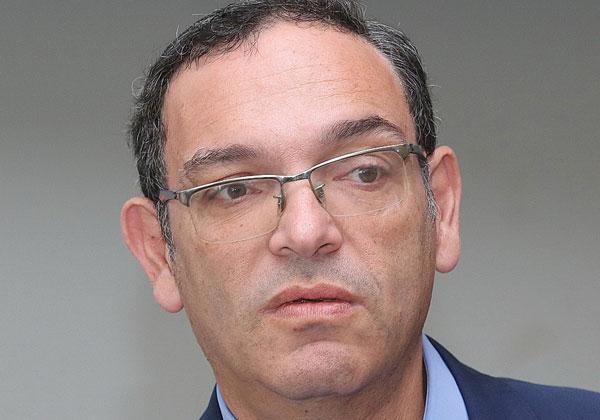 הרב שי פירון, לשעבר שר החינוך. צילום: קובי קנטור