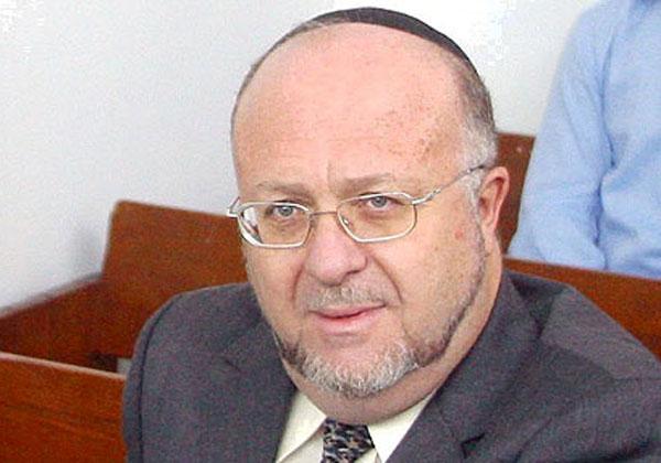 """שלמה אייזנברג, יו""""ר מלם תים"""