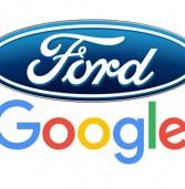 גוגל ופורד יאחדו כוחות לבניית מכוניות ללא נהג
