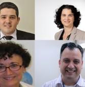 נבחרו ארבעה חברים חדשים לוועד המנהל של איגוד האינטרנט