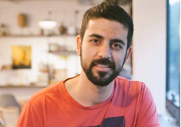 """יחיאל אטיאס, מנכ""""ל ומייסד שותף ב-Fitix"""