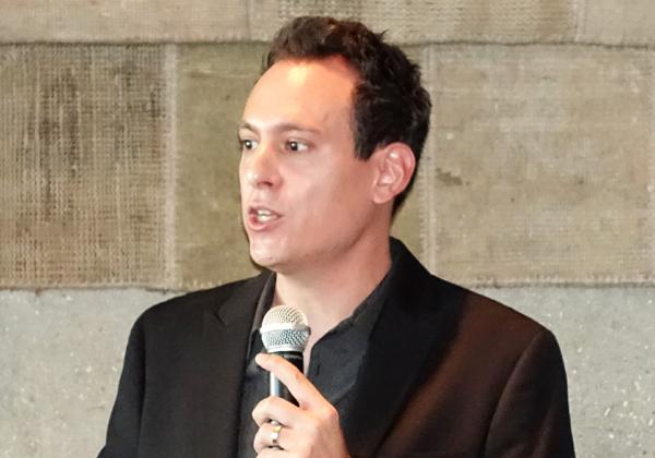 אלעד גולדנברג, מנהל הפעילות העסקית של eBay בישראל. צילום: פלי הנמר