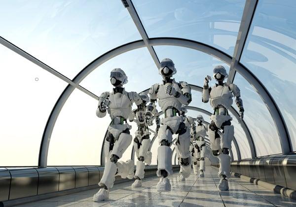 2021 תהיה השנה שלהם? בוטים ורובוטים. אילוסטרציה: BigStock