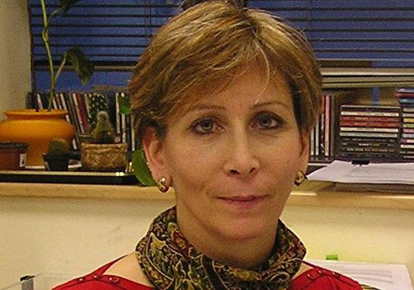 """עו""""ד סוזן ארז, מנהלת מחלקת קניין רוחני של ישראל ושווייץ, יבמ"""
