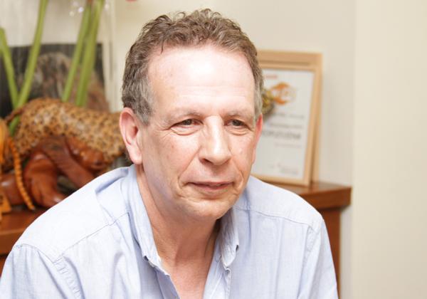 """תמיר סגל ז""""ל, מנהל פעילות טרנד מיקרו בישראל"""