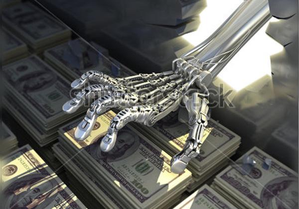 מי שם ידיו על הכסף? אילוסטרציה: Shutterstock