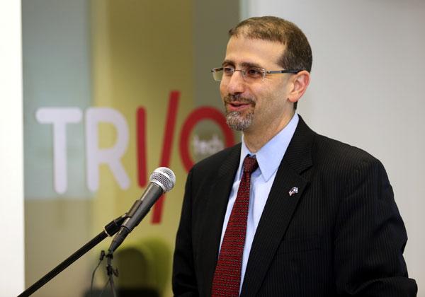 דן שפירו, שגריר ארצות הברית בישראל. צילום: יוני רייף