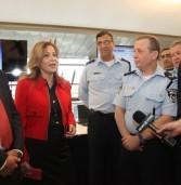 ועדת המדע של הכנסת חנכה תערוכת טכנולוגיות בשירות המשטרה