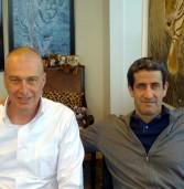 """באו לבקר במאורת הנמר: תא״ל (מיל.) עדן אטיאס, שותף ומנכ""""ל Parazero, ושי שרגל, מנכ""""ל RBS Projects"""