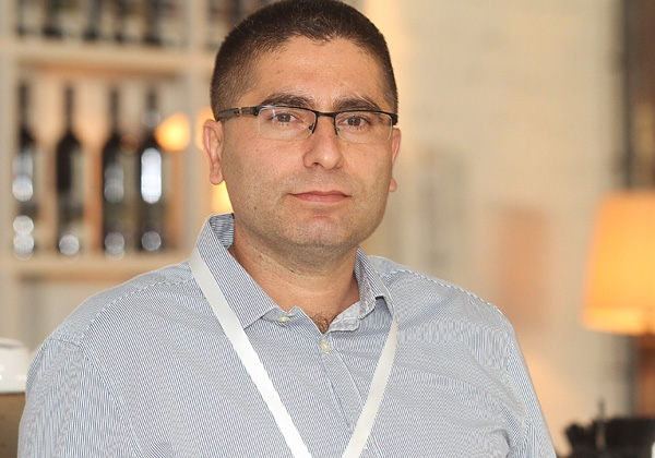 רון כהן, מנהל טכנולוגי, ישראל רוסיה ודרום אפריקה, סימנטק. צילום: ניב קנטור
