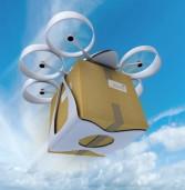 אמזון מציגה רחפני משלוחים חדשים ומכריזה שהשירות יושק בקרוב