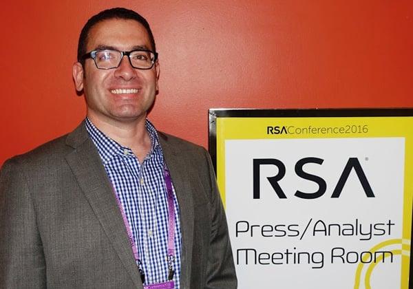 דניאל כהן, ראש חטיבת שירותי לוחמה בהונאות, RSA ישראל. צילום: פלי הנמר