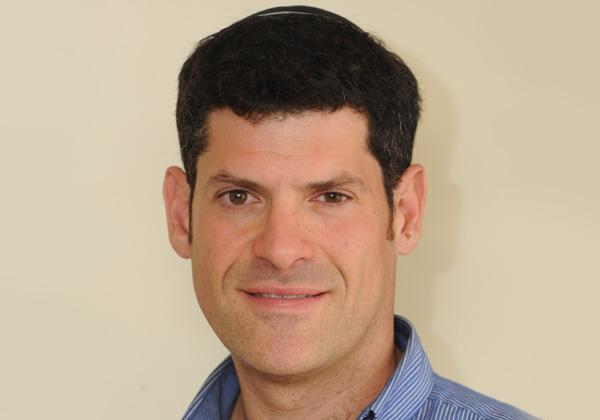 דניאל סיינו, ראש צוות אינטגרציה במינהל טכנולוגיות במשטרת ישראל. צילום: כפיר סיון