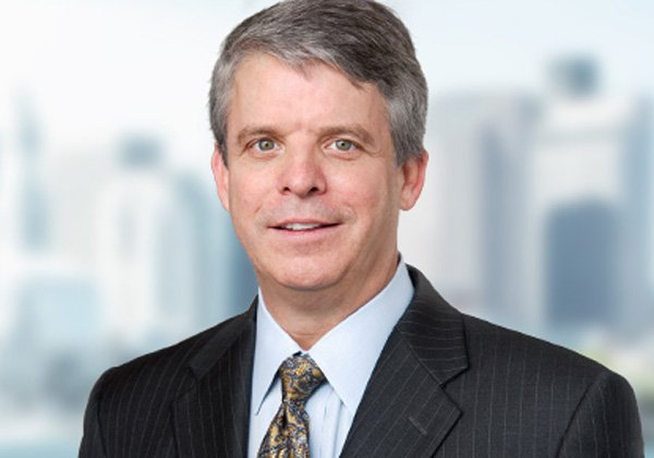 "ג'ון מקיין, מנכ''ל NTT Data. צילום: יח""צ"