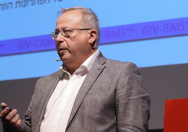 """מאיר גבעון, מנכ""""ל GIV Solutions"""