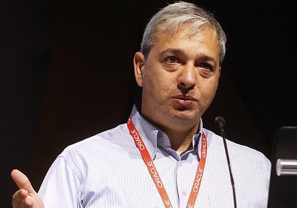 מני מלר, הטכנולוג הראשי של אורקל ישראל. צילום: ניב קנטור