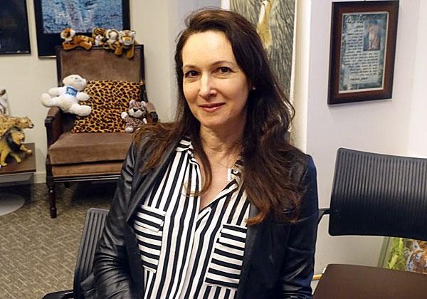 """שלומית הרט, המנכ""""לית הפורשת של גרטנר ישראל. צילום: פלי הנמר"""