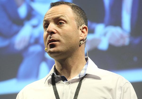 יקי שאלתיאל, מנהל פיתוח עסקי, אגף הייעוץ, HPE ישראל. צילום: קובי קנטור