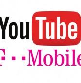 יוטיוב מצטרפת לשירות הווידיאו של T-Mobile