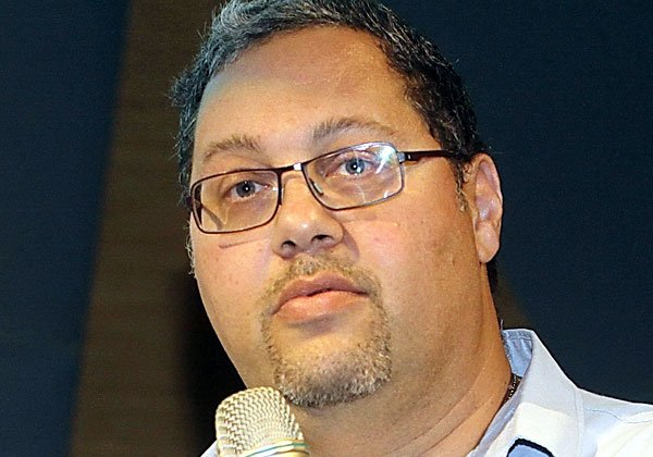יגאל מונטנר, מנהל צוות מומחי GIS הדרכה ותמיכה טכנית בסיסטמטיקס. צילום: ניב קנטור