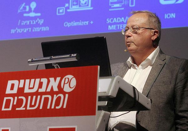 """מאיר גבעון, מנכ""""ל GIV Solutions. צילום: ניב קנטור"""