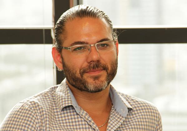 אסף בר, מנכ''ל איטרנטי מקבוצת אמן