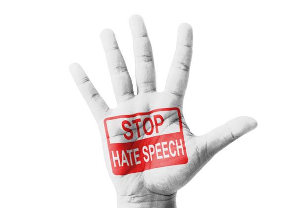 מחאה כנגד תכני שנאה ותוכן פוגעני. אילוסטרציה: BigStock