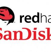 סאנדיסק ורד-האט הודיעו על שיתוף פעולה לאספקת פתרונות Ceph מבוססי פלאש