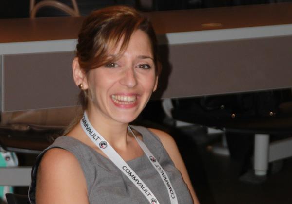 שירה פרונר, מנהלת שותפים בקומוולט