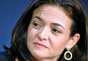 """שריל סנדברג, סמנכ""""לית התפעול של פייסבוק. צילום: מתוך ויקיפדיה"""