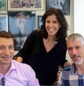 באו לבקר במאורת הנמר: דוד ביסמוט, עמית ארמוזה ושירה לוי-מכנס, NessPRO