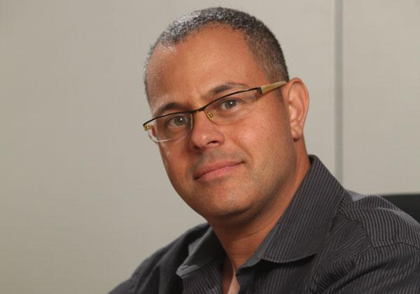 כפיר אלפנדרי, מנהל תחום תקשורת ואבטחת מידע, דל, לאזור מרכז ומזרח אירופה, CEE. צילום: חן גלילי