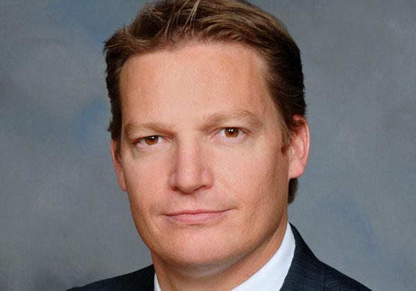 """קווין מנדיה, מנכ""""ל FireEye. צילום: יח""""צ"""