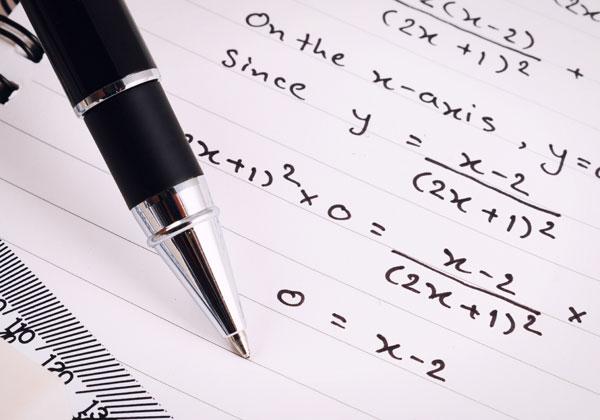 לימודי המדעים והמתמטיקה - למשרד החינוך יש עוד הרבה עבודה. צילום אילוסטרציה: BigStock
