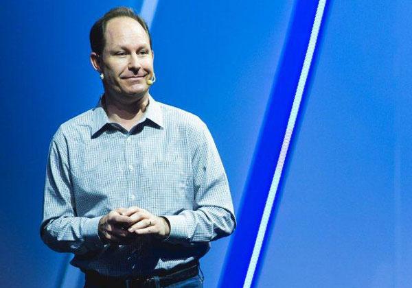 קרל שכטר, סגן נשיא גוגל. צילום: תומר פולטין