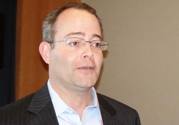 מייק קונברטינו, סגן נשיא לאבטחת מידע ו-CISO ב-F5 Networks. צילום: פלי הנמר