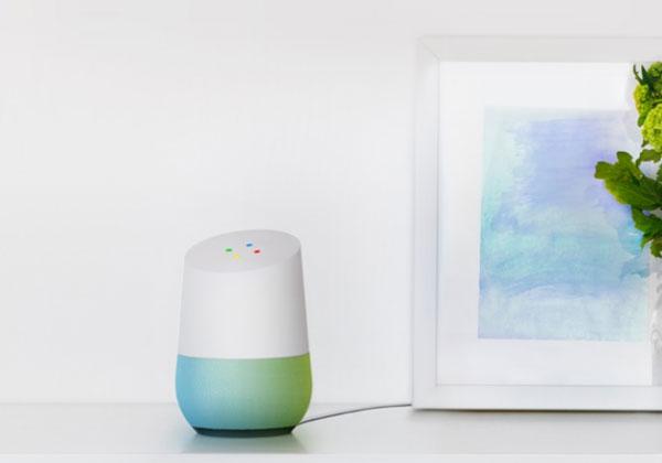 Google Home. צילום: אתר הבית