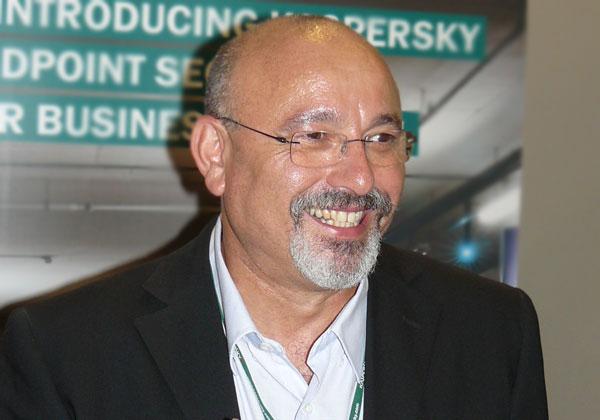 """נעם פרוימוביץ, מנכ""""ל קספרסקי ישראל. צילום: יח""""צ"""