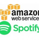 Spotify מאחסנת למעלה מ-16 מיליון שירים בשרתי הענן של AWS