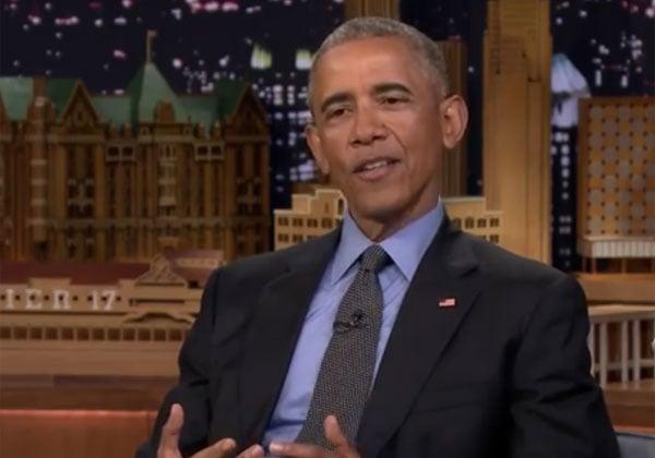 הטוויטר שלי הוא ברשותי! ברק אובמה, נשיא ארצות הברית. צילום: יוטיוב